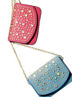 Colorful collection of handbags | ... label's bags, which come in different color variations and shapes