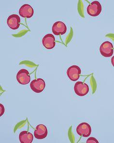 fun S&L wallpaper Lily Wallpaper, Kitchen Wallpaper, Paper Wallpaper, Room Wallpaper, Girl Nursery, Nursery Decor, Girl Room, Girls Bedroom, Bedroom Ideas