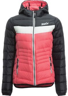 ff505510f9c Swix Romsdal 2 Hooded Down Jacket Puffer Jackets