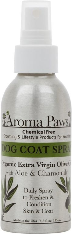 Dogs can use dry shampoo to help with tangled coats, condition skin, and loosen fur for easier brushing. For dogs with sensitive skin.