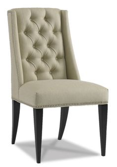 Louis J Solomon Tufted Dining Chair