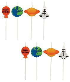 Space Blast Pick Candles 8 pack >>> See this great product by click affiliate link Amazon.com