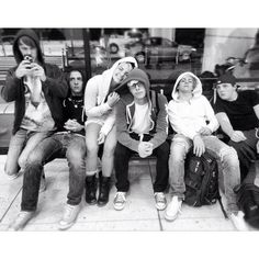R5; how can you not love these people?