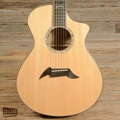 Breedlove Masterclass Northwest Acoustic-Electric USED (s306)