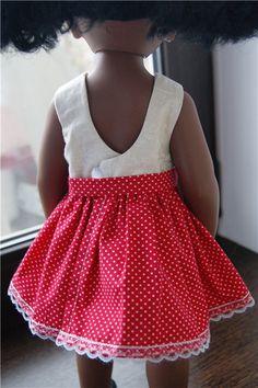 Скидки! Платья и костюмчики для кукол Готц Gotz и других кукол подобного формата / Одежда для кукол / Шопик. Продать купить куклу / Бэйбики. Куклы фото. Одежда для кукол