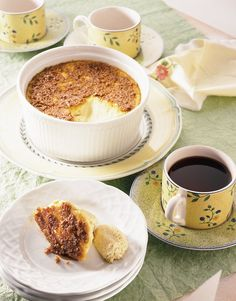 God bless Gluten Freely! Here's a recipe for Irish Creme Brulee. I love this website.