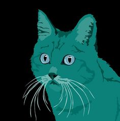 Sebastiano Ranchetti   Green cat