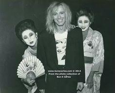 Robin ZanderJapan 1979