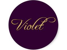 I got: Violet! What Should Your Name Really Be? (For Girls Only) I've actually always loved this name. When I was little I wish I was named violet