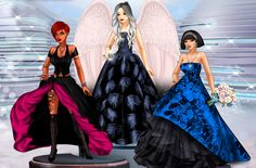 LADY POPULAR INTERNATIONAL   Date: 15/04/15  Lady Podium      1. Nabi   2.Marija_Mar  3. Lou Tomlinson
