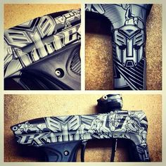 Paintball ink