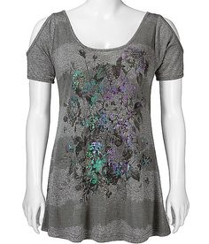 Miss Me Trapeze Top