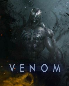 VENOM! In case you didn't see the bold letters.
