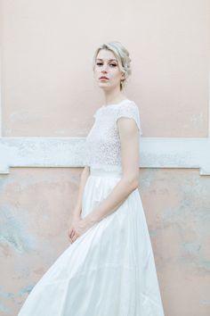Girls Dresses, Flower Girl Dresses, Rock, Bridal, Elegant, Wedding Dresses, Skirts, Fashion, Hand Sewn