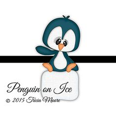 Penguin on Ice (freebie)
