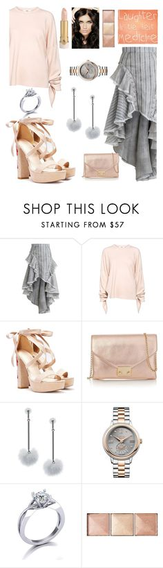 """In adversity, Laughter is the best medicine🤣"" by mdfletch ❤ liked on Polyvore featuring Zimmermann, TIBI, Nasty Gal, Loeffler Randall, tuleste market, Vivienne Westwood, Hourglass Cosmetics and laughter"