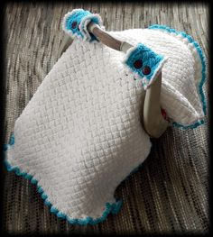 Crochet Car Seat Canopy Pattern