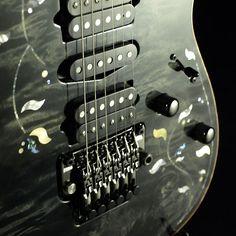 J.custom - JCRG1402-MBK | Ibanez guitars