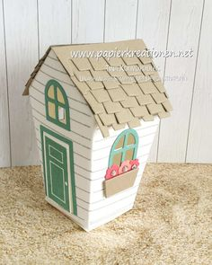 Papierkreationen.net: Home, sweet home von stampin up