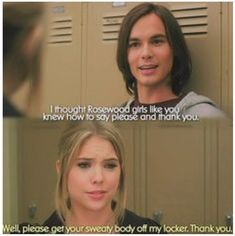 Hannah is a savage here, but later on lots gonna happen with those two...♥
