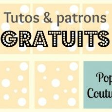 Récapitulatif de liens vers des patrons Sewing Blogs, Sewing Hacks, Sewing Crafts, Sewing Projects, Sewing Clothes, Diy Clothes, Pop Couture, Tutorial Sites, Couture Sewing Techniques
