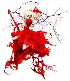 Flandre Scarlet by Banpai Akira