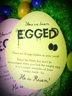 I am so doing this next year. Easter Craft Activities, Spring Activities, Easter Crafts, Holiday Fun, Christmas Holidays, Holiday Ideas, Holiday Decor, Simple Reminders, Easter Traditions