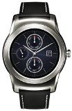 LG Watch Urbane Smartwatch (33 cm (13 Zoll) P-OLED Display Android Wear) silber