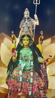 Durga Goddess, Hindu Art, Lord Shiva, Princess Zelda, Fictional Characters, Fantasy Characters, Shiva