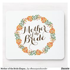 Shop Mother of the Bride Elegant Wedding Gifts Love, Simple Gifts, Bridal Shower Gifts, Bridal Gifts, Elegant Wedding, Floral Wedding, Wedding Bride, Diy Wedding, Marshall And Lily