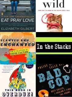 In the Stacks picks the Top 5 Non-Fiction Books Librarians Love #askalibrarian http://www.inthestacks.tv/2015/12/top-5-picks-non-fiction-books/