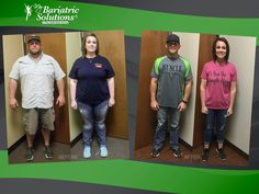 October is Family Health Month and we are excited to share the weight-loss success story of husband and wife Kyle and Lyndzie!! They have lost a combined total of 209lbs! 🎉   mybariatricsolutions.com/