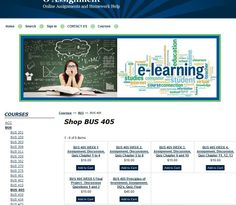 BUS 405 Principles of Investment, Assignment, DQ's, Quiz + Final