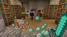 Easter in stampys lovely world