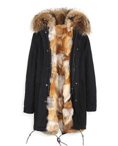 0ea913e3ed1 246 Best O U T E R W E A R ✨ images   Furs, Fur coats, Fur fashion
