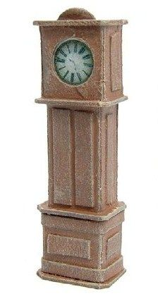how to: 1/48th scale grandfather clock by Bea Broadwood (AIM #47, page 56)