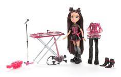 Amazon.com: Bratz Girlz Really Rock!  Jade: Toys & Games