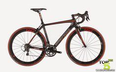 TOP 5 - BICICLETAS DE CARRETERA: Mendiz F6 2015, una buena bici a buen precio