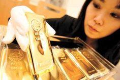 In prezent avem tendinta de a vedea aurul doar pentru valoarea lui fizica. http://cautareferate.com/importanta-aurului-pentru-chinezi/