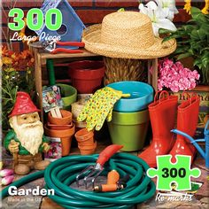 Garden Garden Jigsaw Puzzle