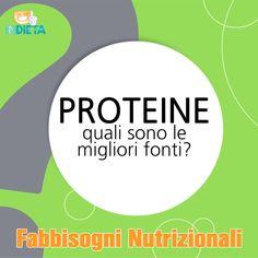 Quali fonti di proteine conosci e quali sono le migliori? @capireilanutrizione
