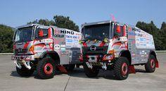 HINO Racing Trucks - Dakar Rally チーム菅原