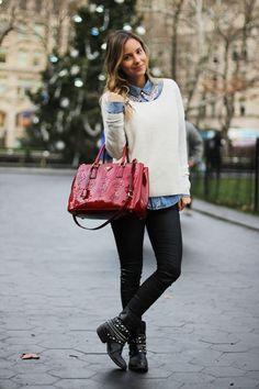 nena-bien Estilo Casual Chic, Casual Chic Style, Office Fashion, Work Fashion, Winter Outfits, Casual Outfits, Fashion Outfits, Winter Looks, Autumn Winter Fashion