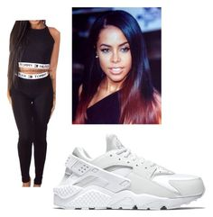"""""""Untitled #455"""" by lakesheia ❤ liked on Polyvore featuring NIKE"""