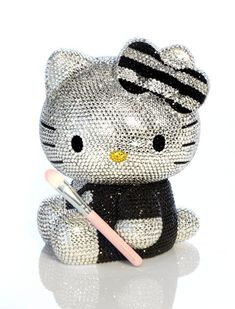 Bling and Hello Kitty=PERFECT