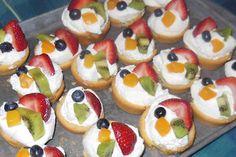 Memories of a Modern Mommy: Easy Fruit Desert