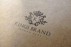 Kings Brand Logo on Behance