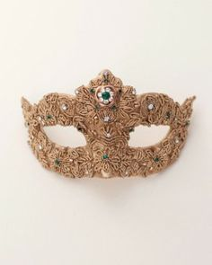 foto de 1000+ images about Baroque Masquerade Masks on Pinterest