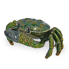 Crab Trinket Box