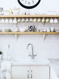 K Kitchens Ludlow Subway tiles, Farmhouse sinks and Farmhouse on Pinterest